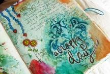 Crafty: Art Journaling