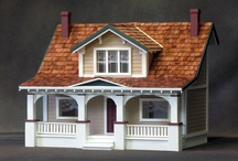 Half Inch Scale Dollhouses