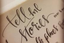 Kalligraphie / Kalligraphie