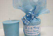 Simone / Un omaggio a mio figlio.....il colore tiffany che è stato presente al suo battesimo,con le bomboniere...