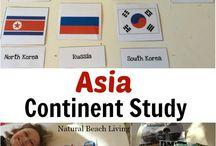 Asia-Unit Study