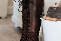 steampunk shoes & boots / lots and lots of steampunk shoes and boots, gaiters and spats for costume inspiration and cooing over.