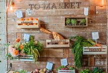 Epicerie design interieur