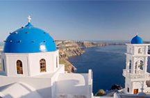 Dream Vacation (Greek Islands) / by Melissa Coffee
