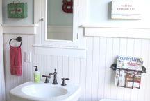 Bathroom. El Baño. / by Romina Bertoloni