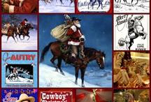 Western Christmas / by Susie Blackmon