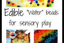 ECE emergent interest ideas / Water Play activity