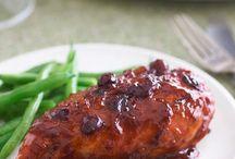 Kraft cranberry chicken
