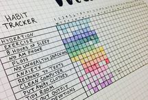 Bullet Journal - Trackers