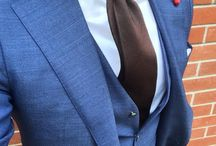 Suits we love / These suits are awesome! We love men's style and especially suits.