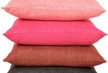 Accent Pillows / by Aisha Moore-Hughes