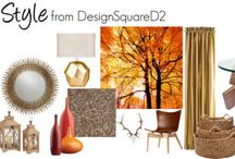 Fall Home Style Inspirations!