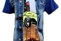 Stoere shirts om vrolijk van te worden! / Jongenskleding saai? Niet als je deze shirts ziet!