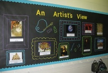 bulletin boards / by Theresa Dopson