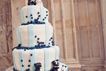 Wedding Cakes / A collection of wedding cake photographs to inspire