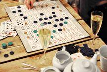game night / by Emily F. Jenkin