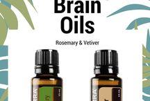 Brain  oils