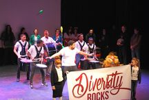 Verita's Visit to Diversity Rocks Festival Hague 2015 / The Hague embraced its different cultures, different identities, different religions and different colors in the Diversity Rocks Festival on the 21st of March, International Anti-Racism & Anti-Discrimination Day. #DiversityRocks #The Hague #2015