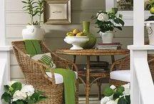 Patio/Porch / Outdoor and indoor patio and porches.