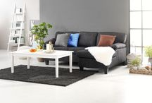 Scandinavian Living / JYSK furniture, home decor, ideas and inspiration.