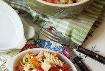 Pasta and Rice Dishes / by Danielle Stetzel