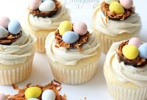 Cupcakes decoration – Easter