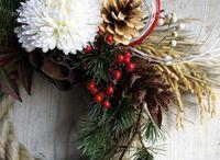 Decoration of four seasons