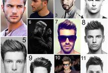 Men's  / Men's hair trends