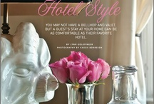 Guest Welcoming / Playing hostess-with style! / by Selena La'Chelle