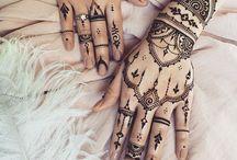 Henna Tattoo Design