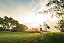 The only place a golfer needs.