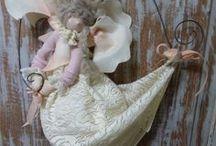 bambole da appendere
