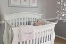 Baby girl nursery / Ideas 4girl's nursery