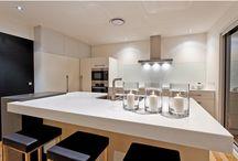 Staron - Kitchen / countertop / Staron kitchen style   - presenting you a premium kitchen