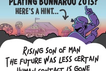 'Roo Clues! / by Bonnaroo