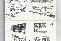 conceptual architecture sketches