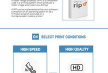 Infographics - Printing