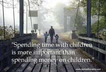 Parenting & Families  / The foundation of parenting is love, patience and time.