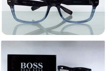 Hugo Boss at a wink & a smile / The latest eyewear fashions from Hugo Boss available at a wink & a smile. www.eyeanddentalcare.com