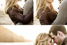 Engagement on the Beach / Engagement photos captured on the beach.