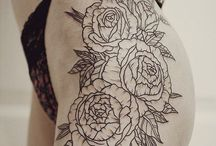 tattoo thigh final