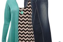 Turquoise Outfits