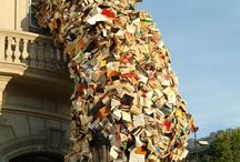 It's all about books / by Galini Af