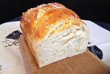 Brot, Hefebrot, Brötchen