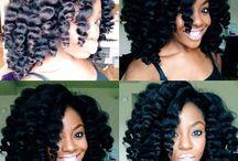 Hair & Makeup / Hair & Makeup Ideas