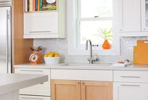 Home : Kitchen / by Jenny Garone