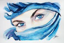 Paola Blasi Watercolour