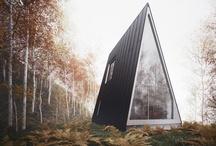 Architecture/Interiors / Inspiration for interior designs and architecture