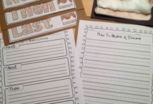 Kindergarten Writing / by Savannah Roberts