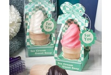 Bath & Soap Favors / Bath and soap wedding favors are classic hostess gifts for any wedding.   These luxurious bath and soap wedding favors offer your guests a little pampering in stylish packaging and seasonal shapes.  http://discountweddingfavors.com/40-bath-soap-favors / by Laura Scott